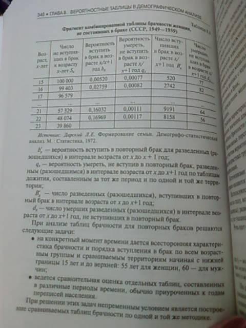 Демография учебник харченко