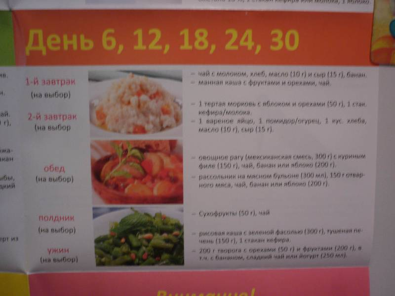 Гипоалергенная диета дл кормящей мамы