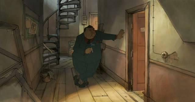 Иллюстрация 1 из 3 для Иллюзионист (DVD) - Сильвен Шомэ   Лабиринт - видео. Источник: DeadNK
