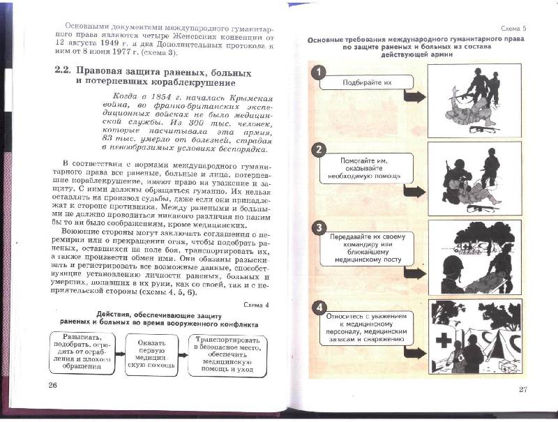 Учебник по обж 9 класс кузнецов латчук марков