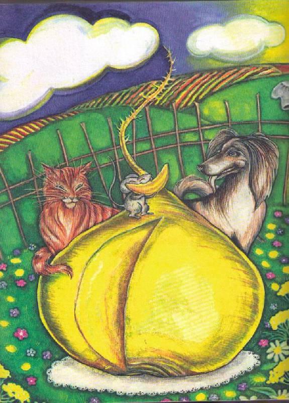 Иллюстрация 1 из 18 для Русские сказки   Лабиринт - книги. Источник: Ya_ha