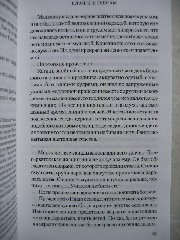Иллюстрация 9 из 18 для Плач к Небесам - Энн Райс | Лабиринт - книги. Источник: Костина  Светлана Олеговна