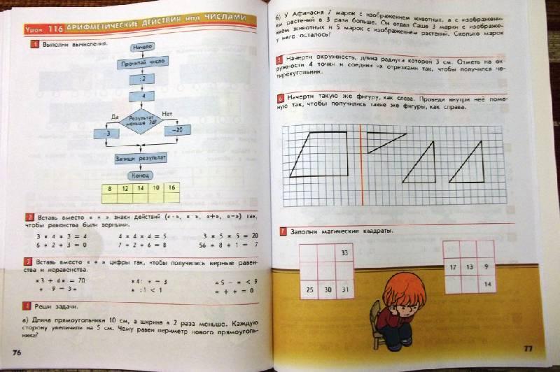 2 класс математика демидова козлова