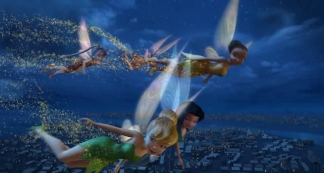 Иллюстрация 1 из 5 для Феи. Трилогия (3DVD) - Рэймонд, Холл | Лабиринт - видео. Источник: Лимпи