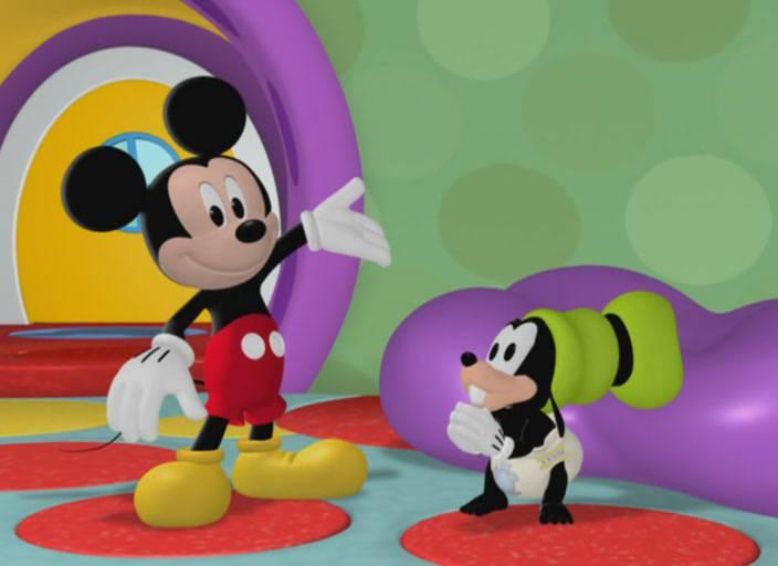 Иллюстрация 1 из 3 для Клуб Микки Мауса: Невероятные приключения (DVD) | Лабиринт - видео. Источник: Лимпи
