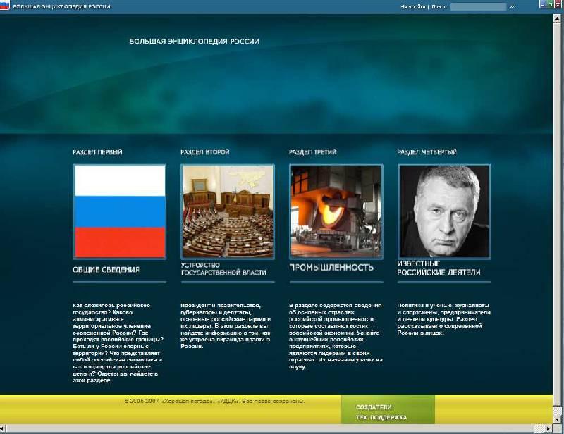 Иллюстрация 1 из 7 для Современная Россия (CDpc)   Лабиринт - софт. Источник: Рыженький