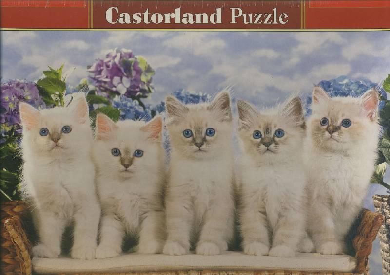 Иллюстрация 1 из 3 для Puzzle-1500. Котята (С-150625) | Лабиринт - игрушки. Источник: ЛиС-а