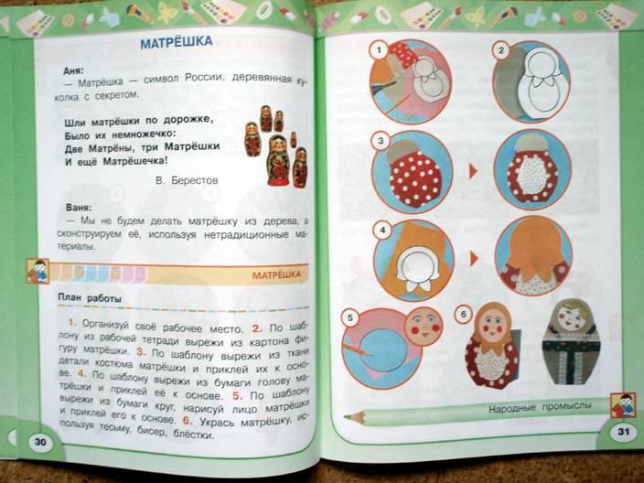Учебники по технологии 2 класс картинки