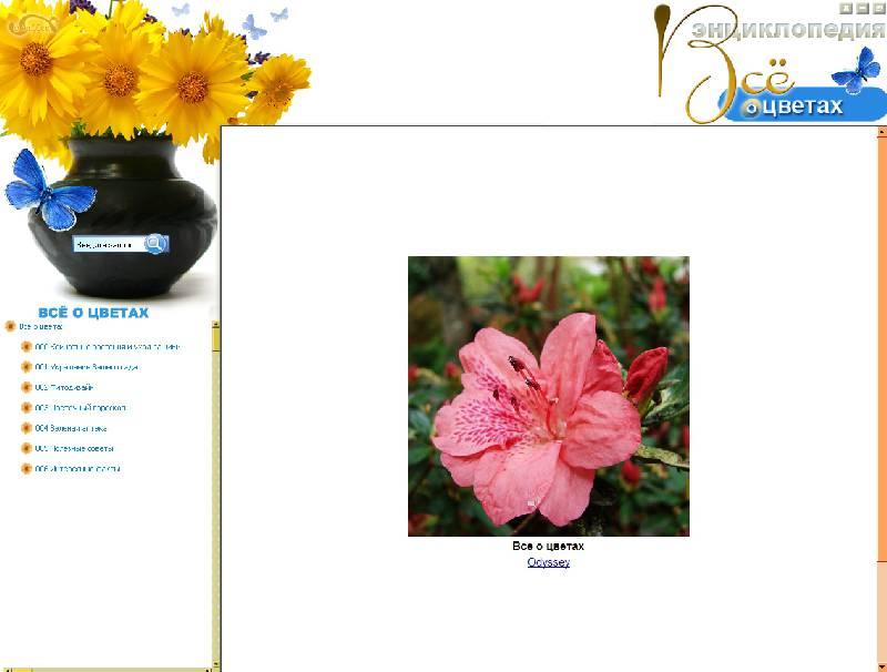 Иллюстрация 1 из 5 для Все о цветах (CDpc) | Лабиринт - софт. Источник: Рыженький