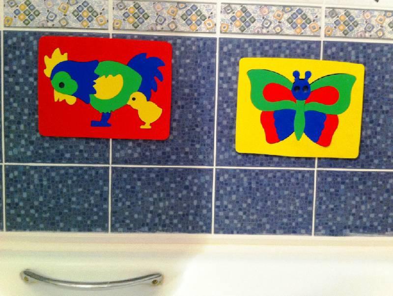Иллюстрация 1 из 5 для Мозаика. Петушок (063551П) | Лабиринт - игрушки. Источник: masmar.su