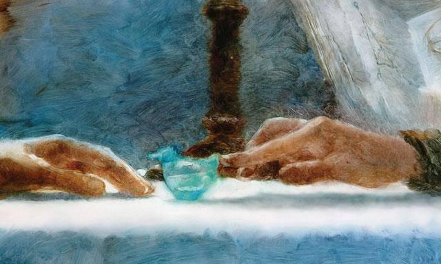 Иллюстрация 1 из 3 для Моя любовь (DVD) - Александр Петров | Лабиринт - видео. Источник: Eugenia