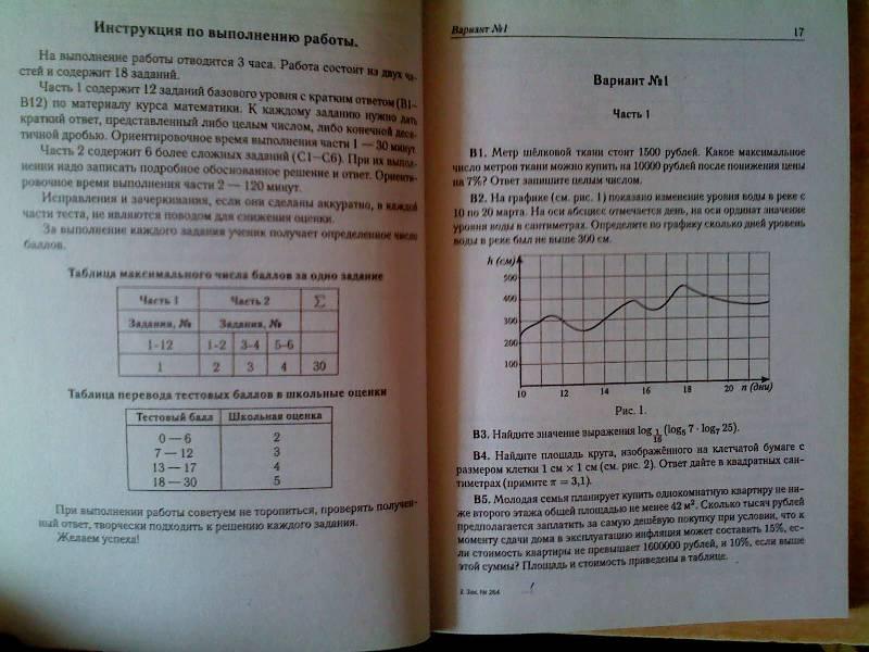 Иллюстрация 1 из 3 для Математика. 10 класс. Тесты для промежуточной аттестации и текущего контроля - Лысенко, Кулабухов | Лабиринт - книги. Источник: nastya