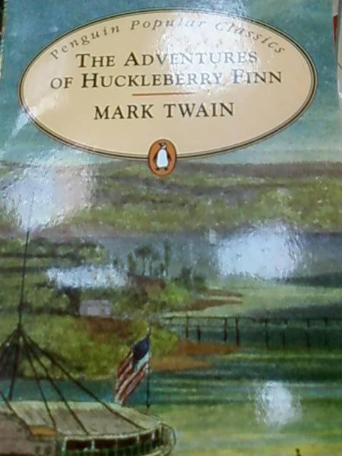 Иллюстрация 1 из 5 для The Adventures of Huckleberry Finn - Mark Twain | Лабиринт - книги. Источник: lettrice