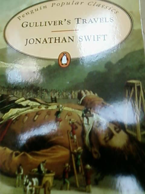 Иллюстрация 1 из 3 для Gulliver's Travels - Jonathan Swift | Лабиринт - книги. Источник: lettrice
