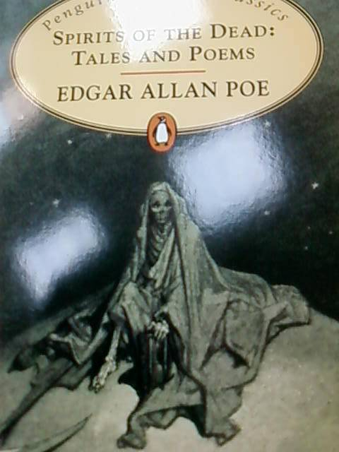 Иллюстрация 1 из 6 для Spirits of the Dead: Tales and Poems - Edgar Poe | Лабиринт - книги. Источник: lettrice