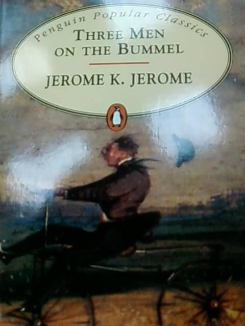 Иллюстрация 1 из 13 для Three Men on the Bummel - K. Jerome | Лабиринт - книги. Источник: lettrice