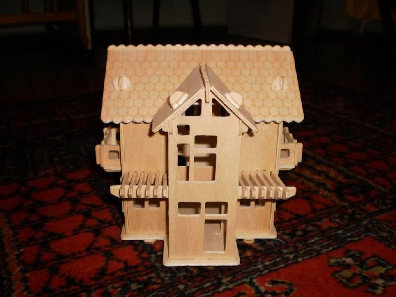 Иллюстрация 1 из 10 для Европейский дом | Лабиринт - игрушки. Источник: Косенко  Евгений Евгеньевич