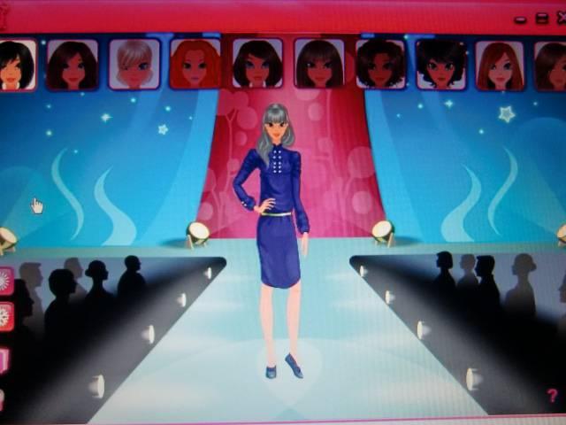 Иллюстрация 1 из 6 для Стильные девчонки. Подиум (CDpc) | Лабиринт - софт. Источник: Лимпи