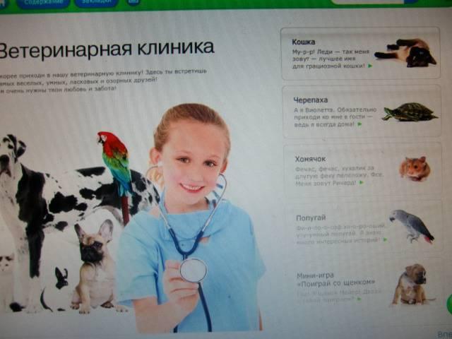 Иллюстрация 1 из 7 для Ветеринарная клиника (CD) | Лабиринт - софт. Источник: Лимпи