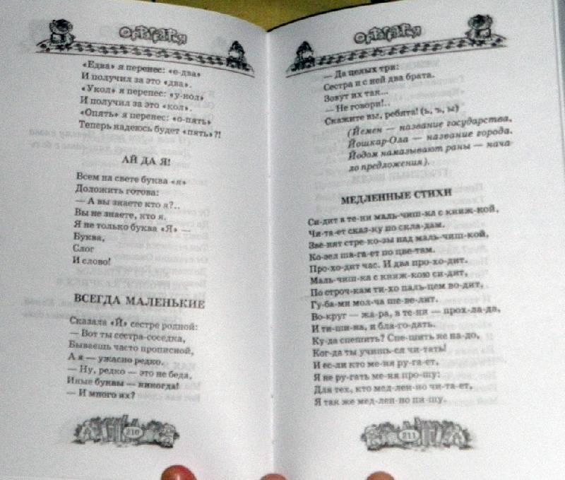 Иллюстрация 1 из 6 для Занимательная грамматика - Бурлака, Прокопенко | Лабиринт - книги. Источник: АннаЛ
