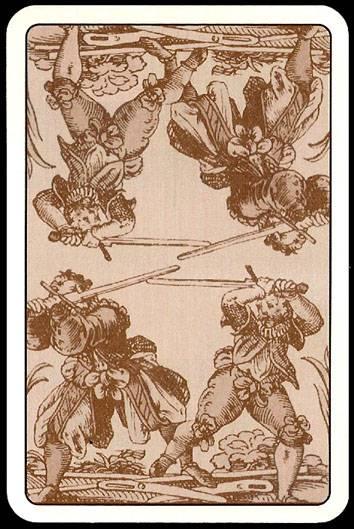 Иллюстрация 1 из 22 для Карты игральные: Немецкий Ренессанс | Лабиринт - сувениры. Источник: PantheraTigris
