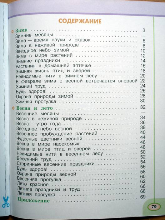 Окружающий мир плешаков анализ учебника