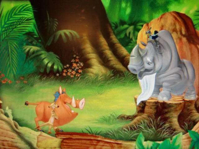 Иллюстрация 1 из 3 для Disney. Любимые герои. Король Лев: Тимон и Пумба (2CD)   Лабиринт - софт. Источник: Лимпи