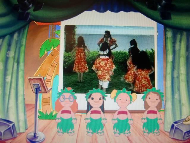 Иллюстрация 1 из 7 для Disney. Любимые герои. Лило и Стич. Гавайские каникулы (2CD) | Лабиринт - софт. Источник: Лимпи