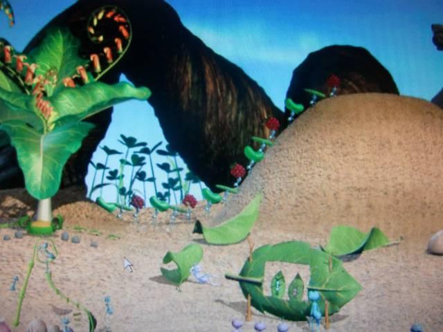 Иллюстрация 1 из 6 для Приключения Флика. Муравей-изобретатель (CD) | Лабиринт - софт. Источник: Лимпи