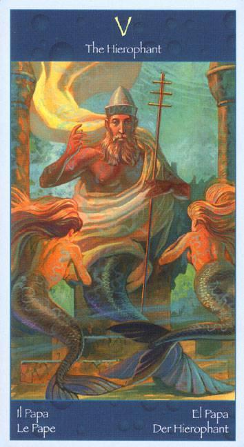 Иерофант, Верховный жрец Таро: значение в отношениях