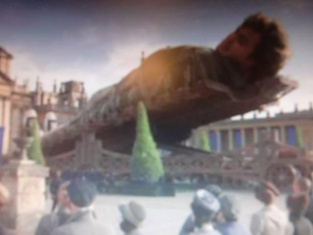 Иллюстрация 1 из 7 для Путешествия Гулливера (DVD) - Роб Леттерман | Лабиринт - видео. Источник: Лимпи