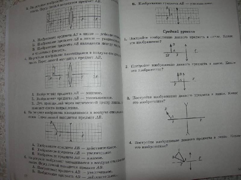 Иллюстрация из для Физика класс Разноуровневые  Иллюстрация 16 из 19 для Физика 11 класс Разноуровневые самостоятельные и контрольные работы