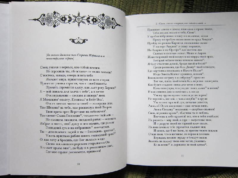 Иллюстрация 10 из 17 для Песни Сиона - Иегуда Галеви | Лабиринт - книги. Источник: Angostura