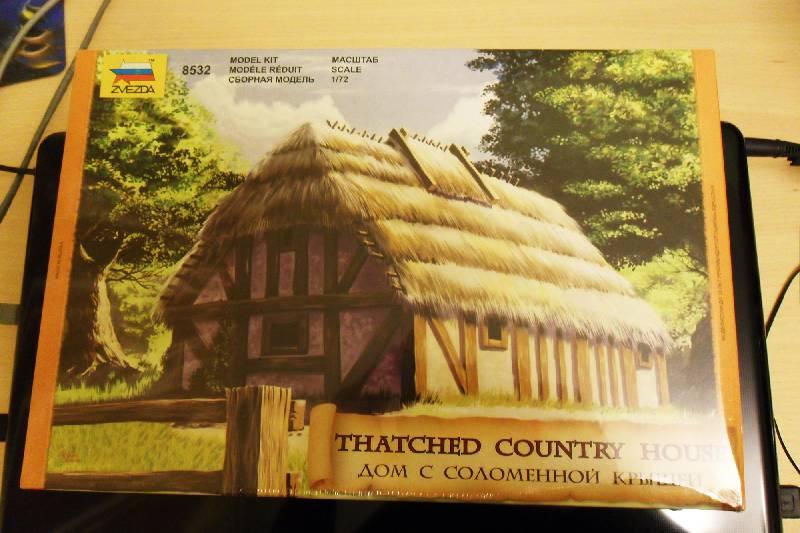 Иллюстрация 1 из 2 для 8532/Дом с соломенной крышей | Лабиринт - игрушки. Источник: LilyWhite