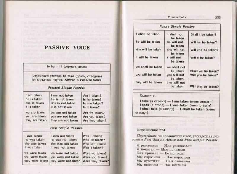 Книга по грамматике английского языка голицынский скачать