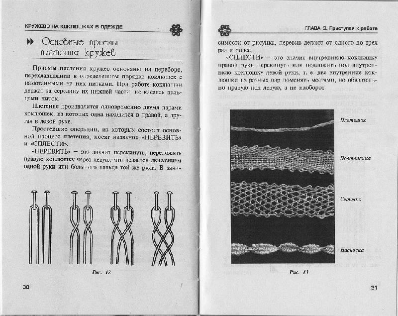 Иллюстрация 1 из 8 для Кружево на коклюшках в одежде - Аделаида Рожкова | Лабиринт - книги. Источник: Oslik IA