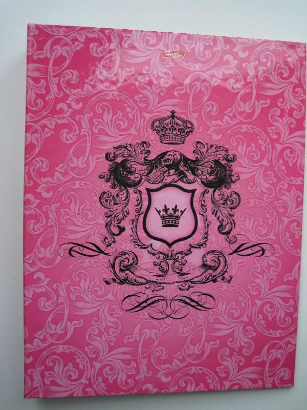 """Иллюстрация 1 из 4 для Папка для тетрадей на кольцах А5 """"Queen"""" (ПК5_07873)   Лабиринт - канцтовы. Источник: Фея Нежности"""