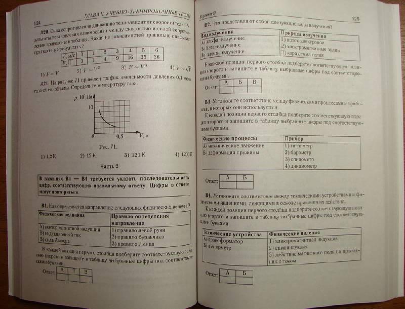 Гдз Губанов Физика 9 Класс Онлайн