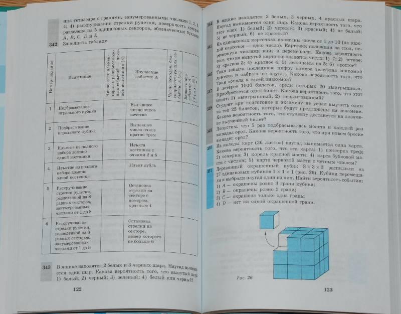 гдз 11 класса по алгебре авторы колягин ткачева федорова шабунин
