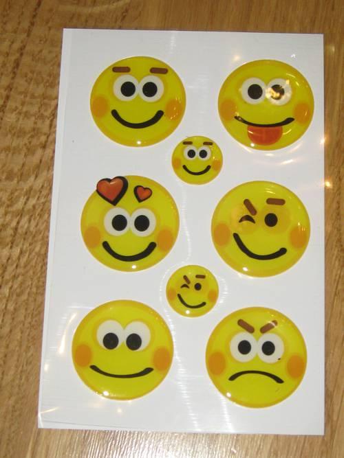 детские картинки смайлики: