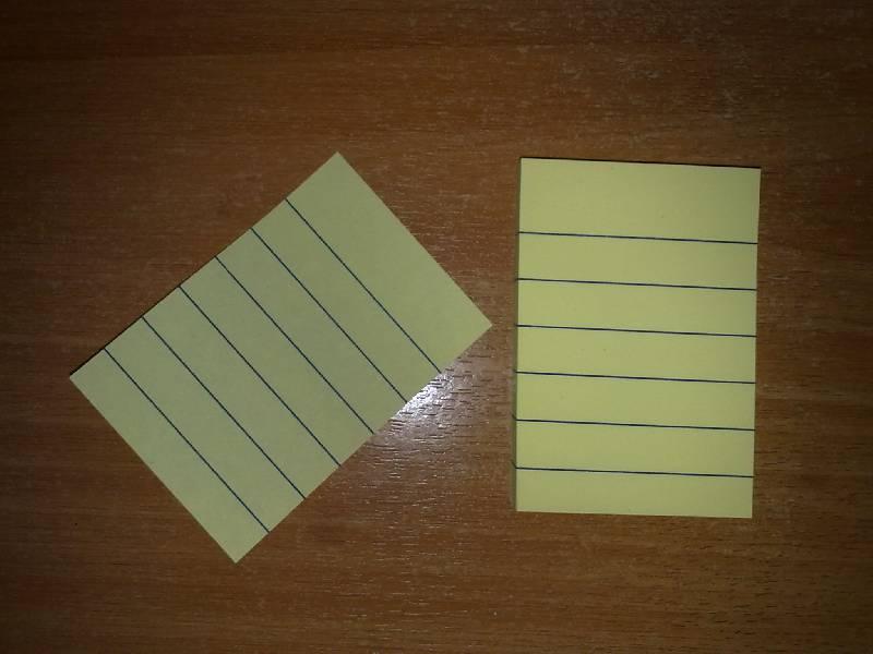 Иллюстрация 1 из 5 для Бумага для записи 100 листов, линованная, 51х76 мм (50326) | Лабиринт - канцтовы. Источник: Tori2