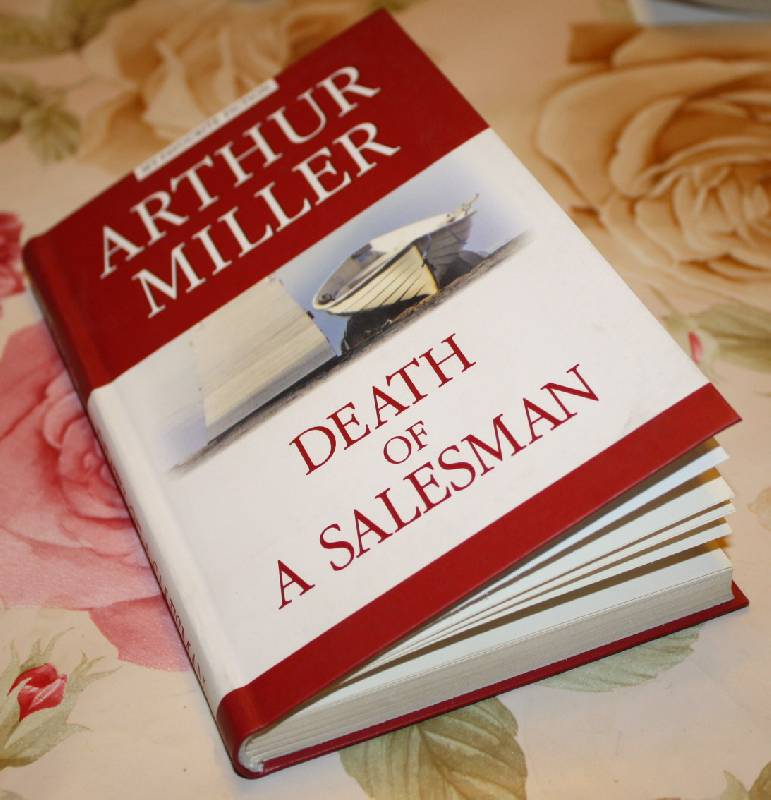a craving for success in death of a salesman by arthur miller Death of a salesman by arthur miller 1270 words | 5 pages play, death of a salesman by arthur miller, and the poem, eating together by li-young lee, illustrate how some women possess the ability to be the greatest support for their families.