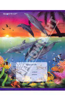 """Иллюстрация 1 из 3 для Тетрадь """"Море"""" 24 листа, линейка (721084-31)   Лабиринт - канцтовы. Источник: Башкатова  Мария Евгеньевна"""