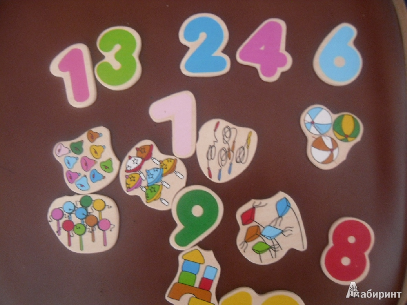 Иллюстрация 1 из 3 для Игра 89202 Веселая математика: Арифметика | Лабиринт - игрушки. Источник: Нуги