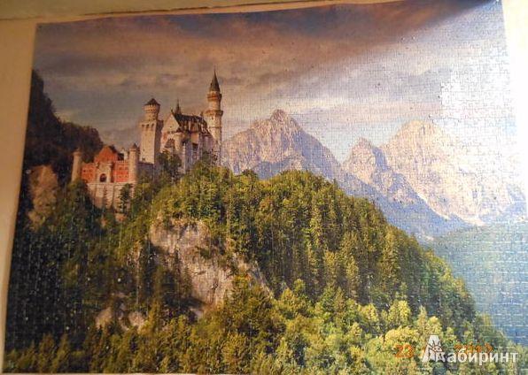 Иллюстрация 1 из 2 для Puzzle-2000. Замок, Германия (С-200290) | Лабиринт - игрушки. Источник: Klementinka