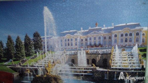 Иллюстрация 1 из 7 для Puzzle-1500. Петергоф (С-150335)   Лабиринт - игрушки. Источник: Klementinka