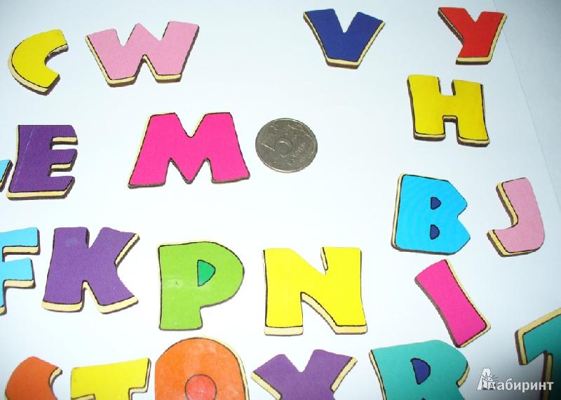 Иллюстрация 1 из 4 для Алфавит английский на деревянной основе (Ли-057) | Лабиринт - игрушки. Источник: Лебедева  Мария Александровна