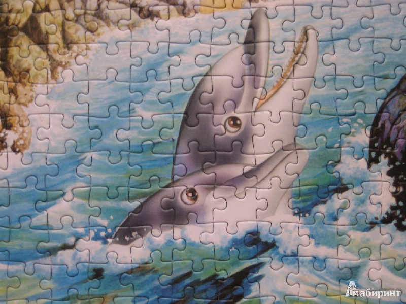 Иллюстрация 1 из 3 для Puzzle-500. Русалочка (В-50802) | Лабиринт - игрушки. Источник: Макарова  Елена