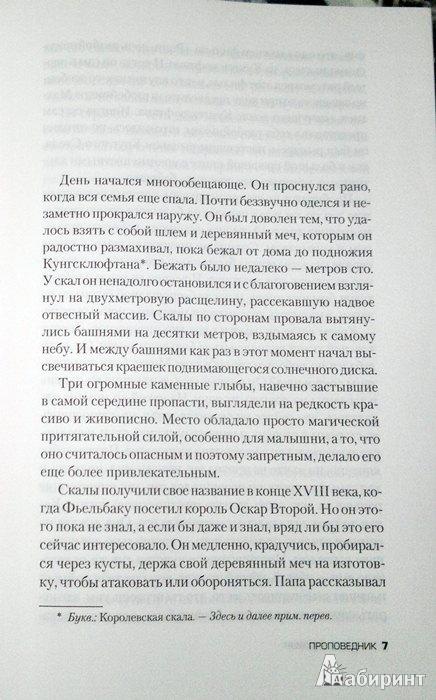 Иллюстрация 1 из 4 для Проповедник - Камилла Лэкберг | Лабиринт - книги. Источник: Леонид Сергеев