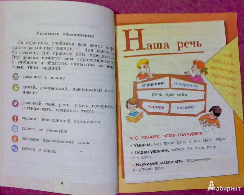 канакина 2 гдз русскому класс 2 по часть россии горецкий школа языку